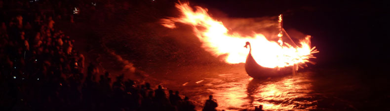 The South Mainland Up Helly Aa